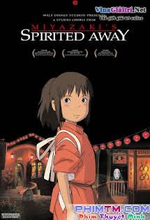 Spirited Away - Phim Mỹ Tập 1080p Full HD