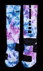 nike basketball elite lebron socks prism 1 01 Matching Nike Basketball Elite Socks for LeBron 9 Miami Vice