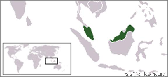 Lokasi Malaysia