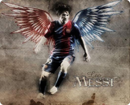 Messi Bola de Ouro 2011 Barça