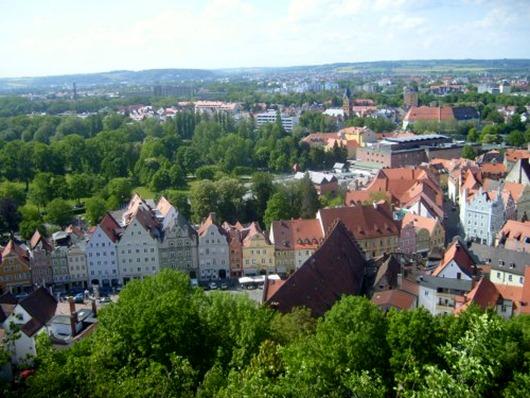 Ландсхут_Германия