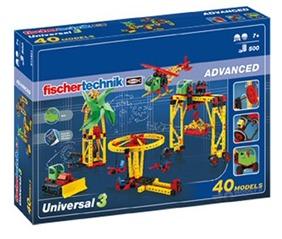 Fischertechnik Advanced  Universal 3 - Fischertechnik en RO-BOTICA