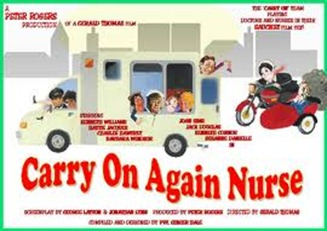 Carry On Again Nurse