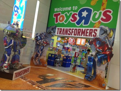 Toys R' US @ Hysan Place, Caueway Bay, HK