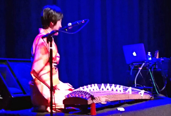 Mieko-seated-with-Koto