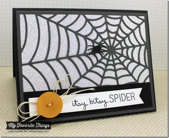 AUGUST MFT Itsy Bitsy Spider