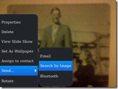 Поиск по изображению — Этап 1. Выбор картинки, по которой ищем
