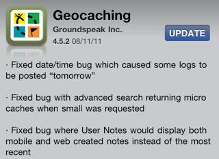 Geocaching 4.5.2