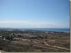 Mediterranean from Haifa (Small)