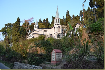 Church at Kurseong-1