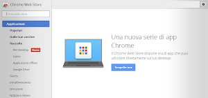 Google Chrome Apps Desktop