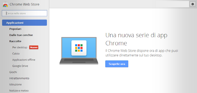 how to put google chrome apps on desktop