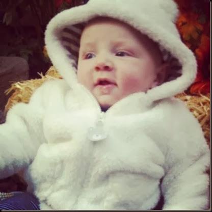 Zayne in white jacket