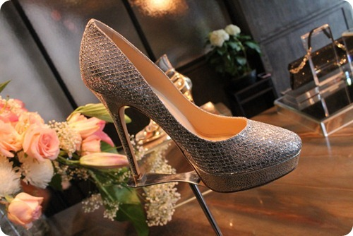 JImmy Choo shoe