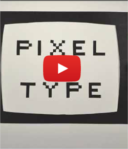 The History of Typography, stop motion sobre la historia de la tipografa