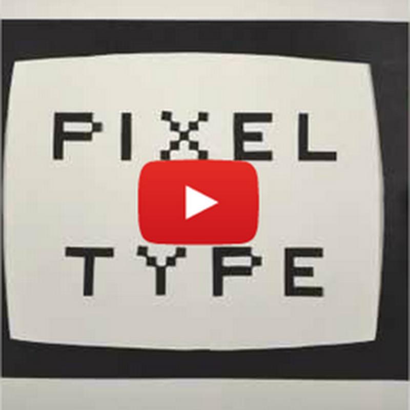 The History of Typography, stop motion sobre la historia de la tipografía