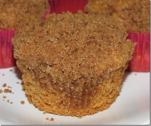 Sweet Potato Cake with Cinnamon Streusel March SRC