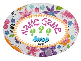 Name Game Swap {Sign-Up}