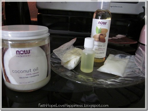 DIY Lotion Bar Recipe @ FaithHopeLoveHappiness.blogspot.com