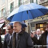 Le parapluie pas assez grand?