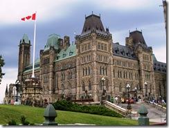 Parliament Canada Ottawa