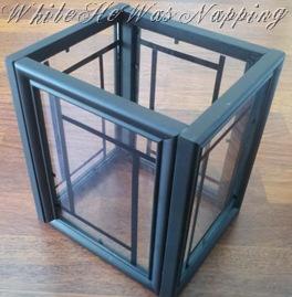 DIY vintage lanterns