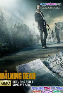Xác Sống :phần 6 - The Walking Dead :Phần 6 (2015)