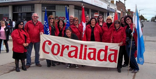 Coro Alta Mira [Group Photo] courtesy of María Nelly Merlo