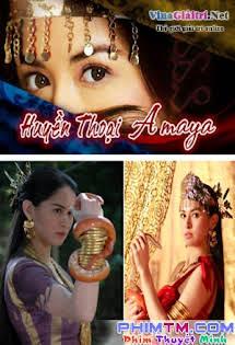 Huyền Thoại Amaya - VTV4