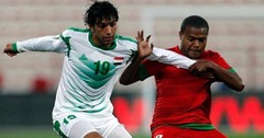 Hasil Iraq vs Indonesia
