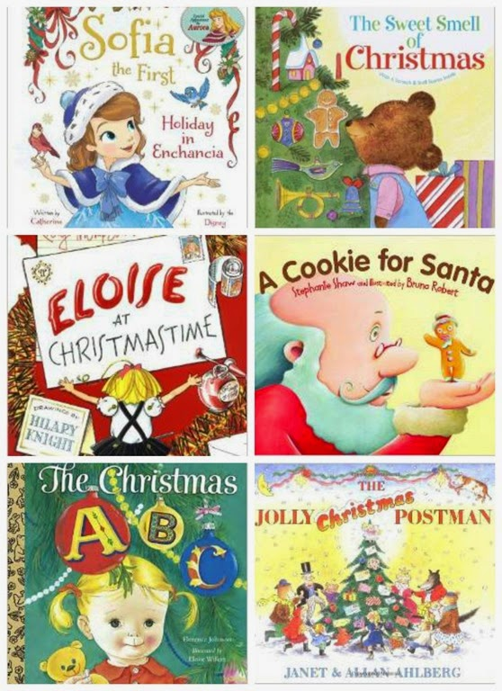 Christmas Books 3