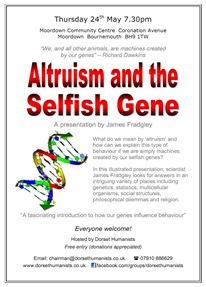 Selfish Gene Poster