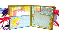 Baby on Board Scrapbook 4