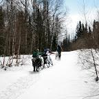 Велосипеды и снег - прекрасно ))