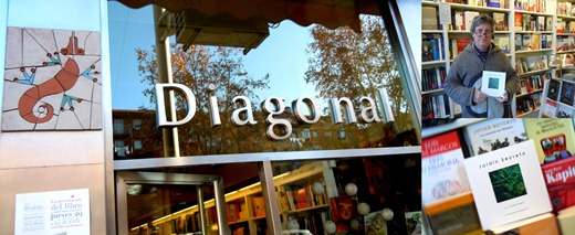 portada presentación en Diagonal
