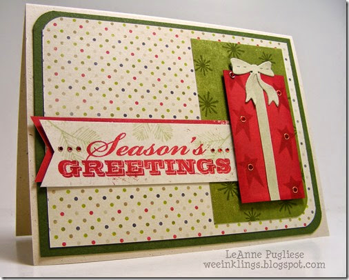 LeAnne Pugliese WeeInklings Merry Monday 124 Christmas