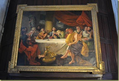 St John's Church Last Supper