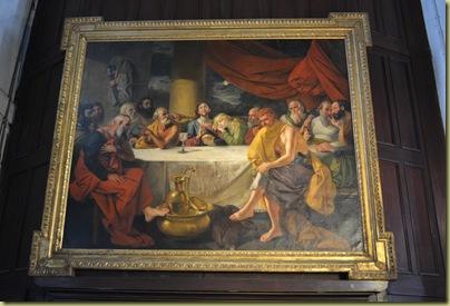 St John's Church Last Supper