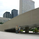 at city hall downtown toronto in Toronto, Ontario, Canada