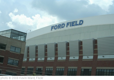 'Ford Field' photo (c) 2008, Kevin Ward - license: http://creativecommons.org/licenses/by-sa/2.0/