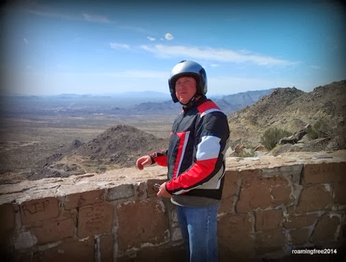 Yarnell Mountain Overlook
