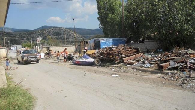 Δήμος Κεφαλονιάς: Φεύγουν οι Ρομά από τα σφαγεία
