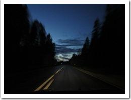 Vägen mot Kvikkjokk