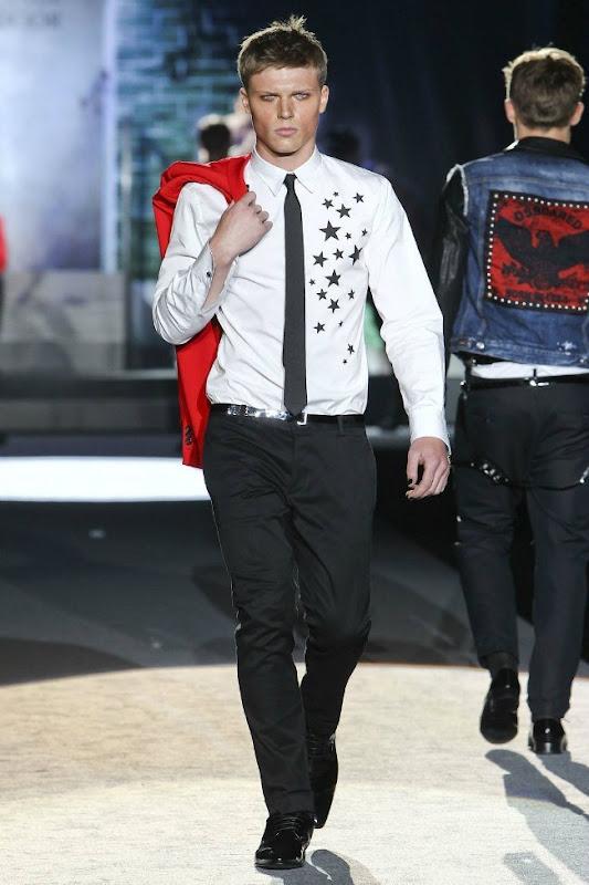 Milan Fashion Week Primavera 2012 - Dsquared² (8)