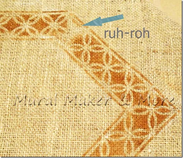 stenciled-burlap-runner-11