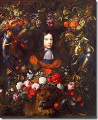 490px-Jan_davids_de_heem-fleurs_avec_portrait_guillaume_III_d'Orange