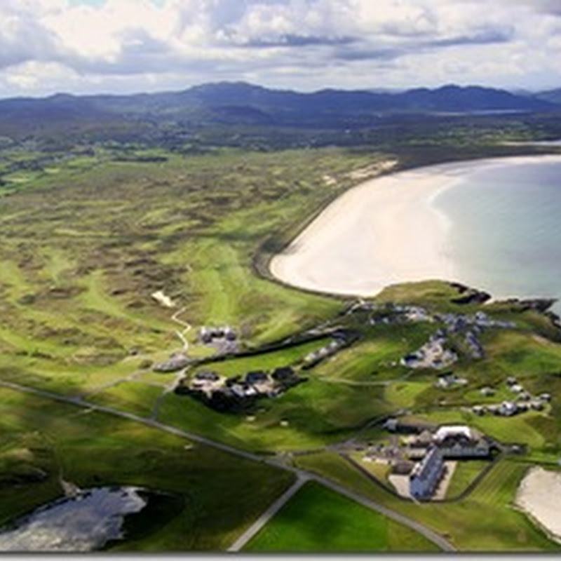 Ireland's Golf Gathering 2013. If Coming You Might Want To Check Out Rosapenna