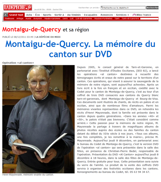 operacion Al Canton presentacion oficiala a Montagut de Carcin DDM