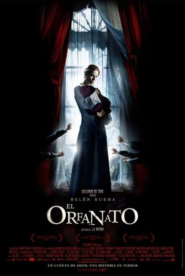 Especial - Filmes de Terror Parte 8 - O Orfanato (Capa)
