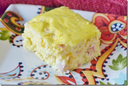 Oven Omelette